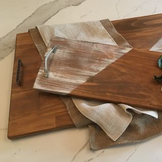 Make your own serving tray