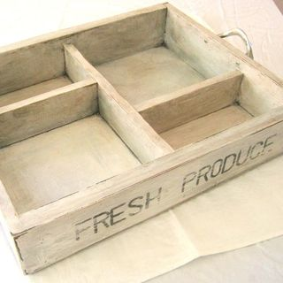 Repurpose a drawer into a tray