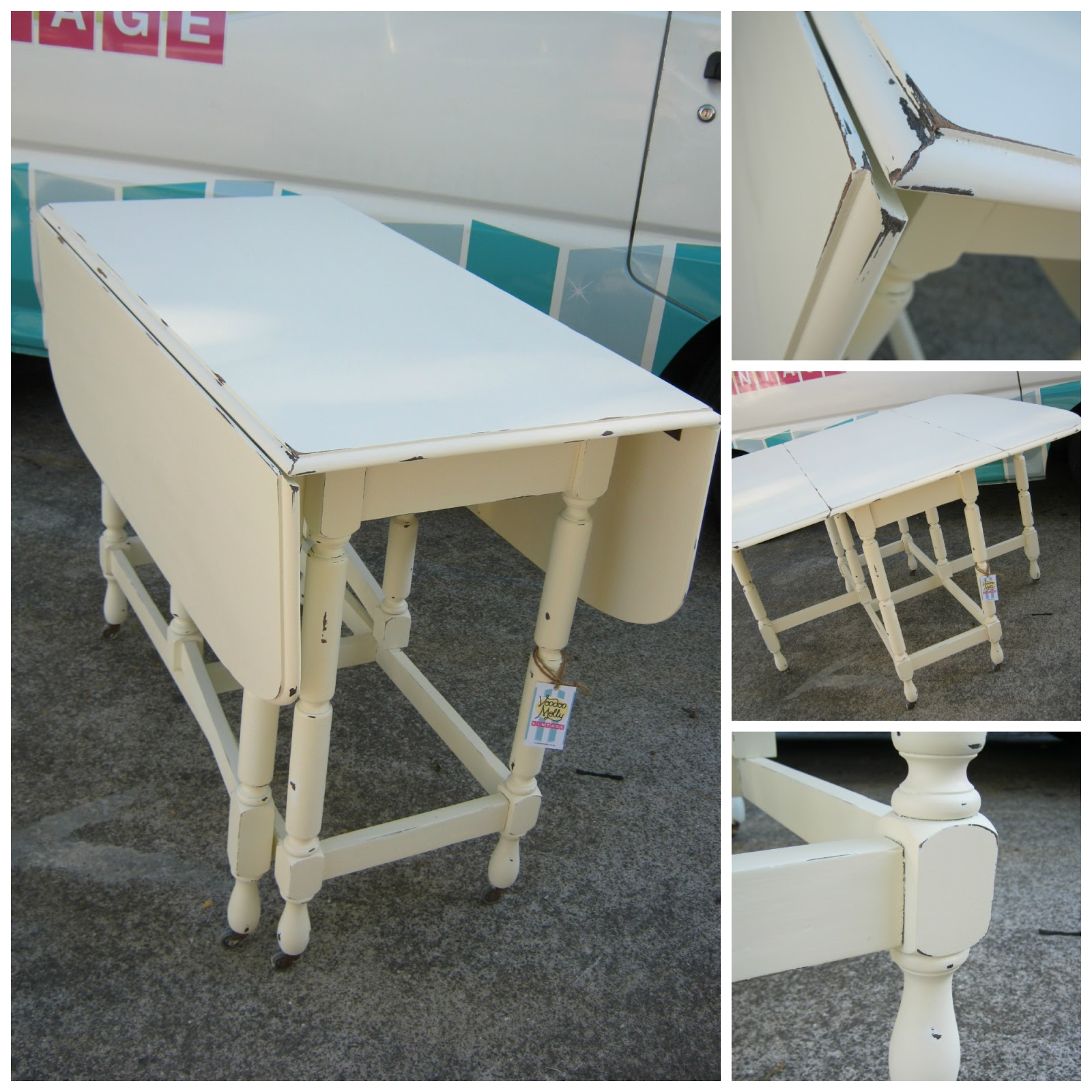 Hints for painting tables